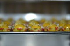 Nastar蛋糕 免版税库存图片