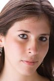 nastolatek, blisko Zdjęcie Royalty Free