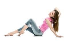 Nastolatek dziewczyna Zdjęcia Stock