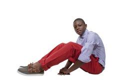 Nastoletni Chłopak zdjęcia royalty free