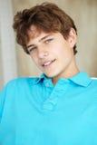 nastoletni chłopiec portret obrazy royalty free