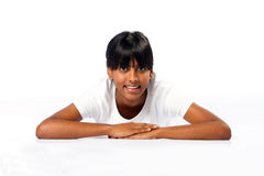 nastoletni dziewczyna hindus fotografia royalty free