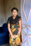 nastoletni dziewczyna hindus zdjęcia stock
