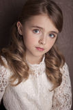 nastoletni dziewczyna piękny portret Zdjęcia Stock