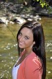 nastoletni dziewczyna portret Zdjęcie Stock