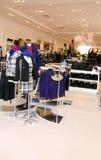 nastoletni moda ubraniowy sklep Obraz Royalty Free