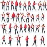 nastoletni tancerza morn zdjęcie stock