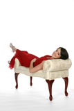 nastoletnia ławka, Zdjęcie Royalty Free