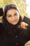 nastoletnia amerykańska azjatykcia dziewczyna Obrazy Royalty Free