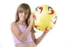 nastoletnia balowa dziewczyna Obrazy Royalty Free