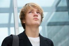 nastoletnia chłopca Obrazy Stock