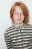 Nastoletnia chłopiec Obraz Stock