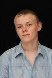 nastoletnia chłopca Zdjęcia Stock