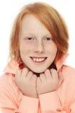 Nastoletnia chłopiec Fotografia Stock