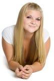 nastoletnia dziewczyna, Fotografia Royalty Free