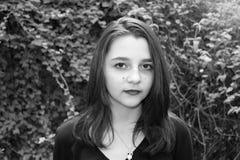 nastoletnia dziewczyna, zdjęcie royalty free