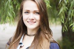 nastoletnia dziewczyna Fotografia Royalty Free