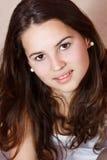nastoletnia piękna dziewczyna Zdjęcia Royalty Free