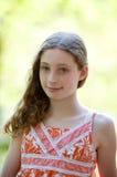 nastoletnia piękna dziewczyna obrazy royalty free