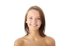 nastoletnia portret kobieta Obrazy Stock