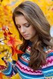 nastoletnia wyrażeniowa dziewczyna obraz royalty free