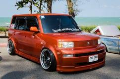 Nastrajający samochodowy Toyota BB Obrazy Royalty Free