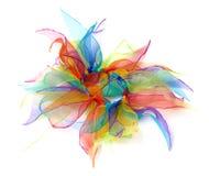 Nastri colorati Fotografie Stock