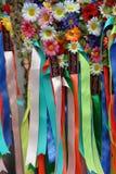 Nastri colorati Fotografia Stock Libera da Diritti