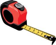 Nastri di misurazione Fotografia Stock