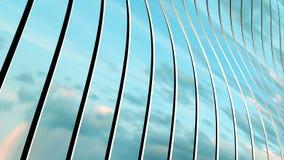 Nastri variopinti - diagonale Fotografie Stock