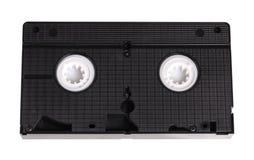 Nastro in bianco della videocassetta di VHS Immagini Stock