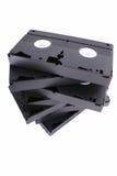 Nastro a cassetta di VHS Fotografie Stock