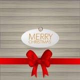 Nastro del fondo di Natale royalty illustrazione gratis