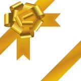 Nastro del regalo (vettore) Immagine Stock