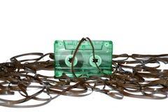 Nastro di Cassete Fotografie Stock Libere da Diritti