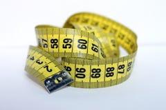 Nastro di misurazione Fotografie Stock