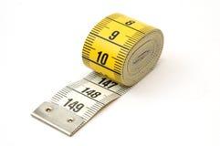 Nastro di misurazione Fotografia Stock