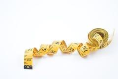Nastro di misurazione del sarto Immagini Stock Libere da Diritti