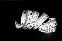 Nastro di misurazione della vita Fotografie Stock