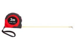Nastro-misura d'acciaio Fotografia Stock Libera da Diritti