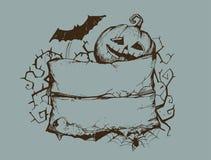 Nastro per Halloween Immagine Stock Libera da Diritti