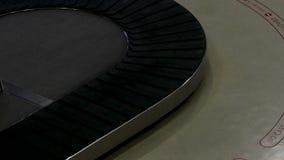 Nastro trasportatore del bagaglio video d archivio