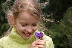 nastrojowa wiosna Zdjęcia Royalty Free