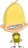 Nasty kid Stock Images