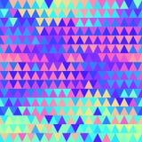 Nasyca trójbok teksturę bezszwową Zdjęcie Royalty Free