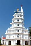 Nasz dama Dobry podróż kościół, Kottappuram, Vizhinjam Fotografia Royalty Free