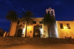 Nasz dama kościół w Garachico Zdjęcia Stock