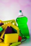 Naszli kolory, płuczkowy pojęcie Fotografia Royalty Free