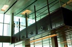 Natürliche Beleuchtung-Innenarchitektur Lizenzfreies Stockfoto