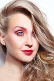 Natürliche blonde Schönheit Lizenzfreie Stockbilder